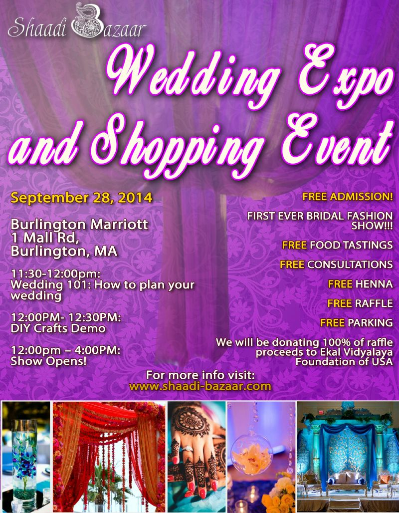 Wedding Expo Ping Event
